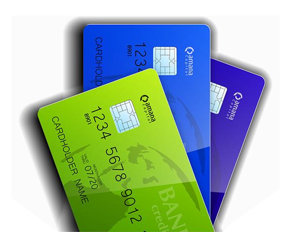 Amana's Prepaid Card